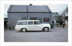 Vehicle Collection (9575) - International (Steve Given) Tags: workingvehicle automobile mtwashington tourists 1960s
