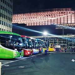 深夜バスとか何十年ぶりか… #深夜バス (takaki) Tags: instagram february 16 2019 1105pm