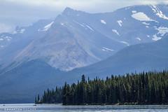 Beautiful Maligne Lake (Samantha Decker) Tags: ab alberta canada canadianrockies canoneos7d jaspernationalpark malignelake parkscanada rockymountains samanthadecker tamronsp150600mmf563divcusd telephoto