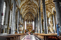 Maria Himmelfahrt in Schwaz (werner boehm *) Tags: wernerboehm architecture schwaz austria österreich kirche mariahimmelfahrtinschwat
