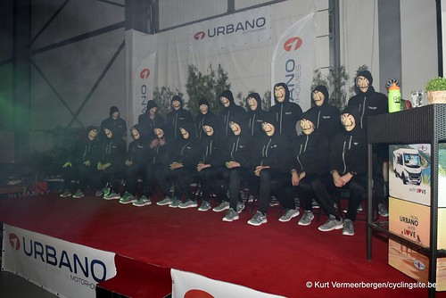 Prorace-Urbano Cycling Team (150)