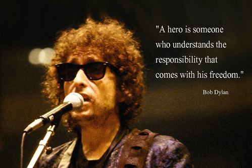 Bob Dylan Quotes, From FlickrPhotos
