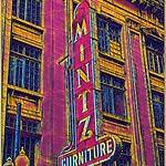 New Orleans  Louisiana  - Hurwitz Mintz Furniture - Old Neon Sign thumbnail
