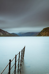 Iced (Rico the noob) Tags: 2018 d850 lakedistrict 2470mm nature water mountains outdoor lake 2470mmf28 clouds trees tree uk hills landscape sky published travel dof longexposure mountain