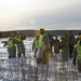 Airmen conduct search and recovery training during Arctic Gold 19-4 at Eielson Air Force Base