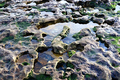 Rock pools (Dave Russell (1.3 million views thanks)) Tags: kildonan isle island arran clyde west western scotland rock rocks pool pools nature water sea ocean marine maritime outdoor canon eos eos7d 7d photo photograph photography land tidal