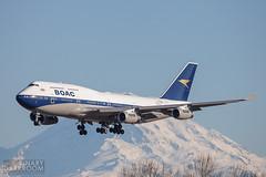 British Airways BOAC Retro Livery - G-BYGC (Liembo) Tags: britishairways ba boac retrojet retro boeing 747 747400 gbygc ksea sea avgeek