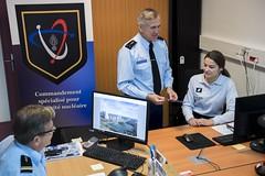 COSSEN (Société française d'énergie nucléaire (SFEN)) Tags: bureau communication femme féminin nucléaire officier police étatmajor maisonsalfort france