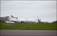 2-SEVN Boeing 727-281 TAG Aviation (elevationair ✈) Tags: eghl qla lasham lashamairfield uk unitedkingdom england airplane plane aircraft parked avgeek aviation boeing 727 722 boeing727281 tag tagaviation trijet threeholer 2sevn