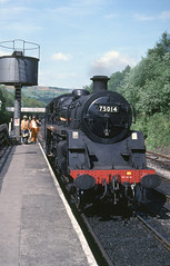 2000-05-16 75014 Grosmont (John Carter 1962) Tags: trains rail railways steam nymr