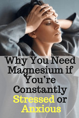 Why You Need Magnesium if You're Constantly Stressed or Anxious (healthylife2) Tags: why you need magnesium if you're constantly stressed or anxious