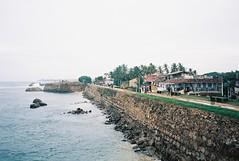 fort line (dancearoundaworldburningdown) Tags: 35mm film olympusmjuii