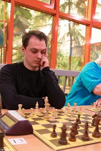 Otwarte Mistrzostwa Żarowa w Szachach-4