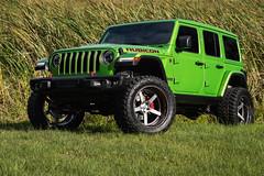 Jeep Wrangler Rubicon on HRE Wheels (AM Photography Alfonso M) Tags: jeep wrangler rubicon hre wheels amphotography amphoptography alfonsomartinez amazing