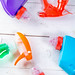 Sets of cleaning tools for home cleaning
