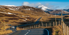 Glenshee (scrimmy) Tags: scotland highlands glenshee winter snow road hills mountains glens