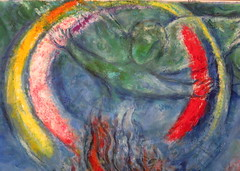 20171011 PACA Alpes-Maritimes Nice - Musée Chagall (27) (anhndee) Tags: paca alpesmaritimes nice painting painter peinture peintre musée museum museo musee