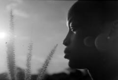 Nostalgia (ontimanyeneng440) Tags: pentaxmz30 pentax film filmphotography portrait 35mm blackandwhite monochrome