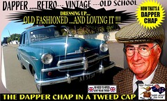 Dapper Chap In A Tweed Cap 2019  Part 9 (Save The Last Ocean) Tags: vintagecarclub vintagecar oldschool retro man fashion poster sign outdoor distinguished gentlemans cap tweed wearing car nz kiwi older oldman granpa classic auto vehicles cavalrytwilltrousers rally show club menswear scottish houndstooth uk british woven yorkshire 2019 nokia headlight art blazer plaid auckland hamilton rotorua tauranga gisbourne napier hastings wellington nelson christchurch dunedin invercargill city tweedcap tweedjacket citycouncil newplymouth whanganui wanganui rockandhop parked road street tweedjacketphotos vauxhall sedan saloon manwearingtweedjacket menstweedjacket ride run dapper