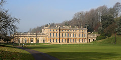 Dyrham Park (Roger Wasley) Tags: dyrham park nationaltrust baroque country house ancient deer south gloucestershire gradei listed building architecture