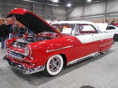 1953 Ford Crestline Victoria (splattergraphics) Tags: 1953 ford crestline victoria customcar carshow motorama pafarmshowcomplex harrisburgpa