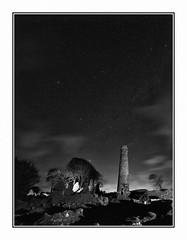 Powdermills12 (mdsphotoimages1) Tags: stars sky clouds color stacks ruins