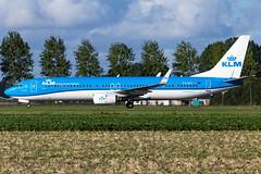 KLM Royal Dutch Airlines Boeing 737-9K2 (PH-BXT) (Yoshioka_Photography) Tags: 737900 phbxt klm amsterdam schiphol
