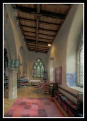 South Aisle (veggiesosage) Tags: stmaryschurch eastleake church historicchurch nottinghamshire normanchurch gx20 grade1listed hdr aficionados