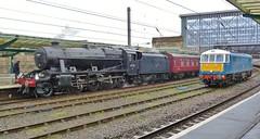 Cumbrian Coast Express (Jeff Mckever) Tags: 48151 86259 thecumbriancoastexpress carlisle londoneuston class8f280 class86 chartertrain 16thmarch2019