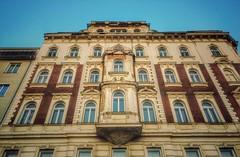 nice front (try...error) Tags: wien vienna vienne autriche austria city building historic blue sky morning architecture architektur