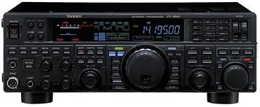アマチュア無線用 無線通信機 FT-950シリーズの写真