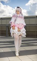 _MG_0161 (Mauro Petrolati) Tags: gumiku cosplay cosplayer kanna kamui miss kobayashi maid dragon romics 2018 loli cute