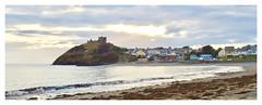 Criccieth and Castle. 18 (Phoenix Knight.) Tags: cricciethcastle robindemel castles northwales gwynedd
