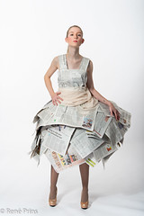 20181228RBP-_DSC4022 (reneprins) Tags: model fashion fashionphotography dress newspaperdress studio nikon d800 nikonphotography