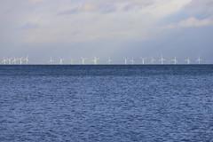 Windenergie I (Elbmaedchen) Tags: windräder windenergy windenergie ostsee balticsea meer sea weite fehmarn katharinenhof schleswigholstein küste ostseeküste windpark nystedhavmøllepark offshorewindpark
