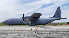 RCAF Lockheed CC-130J Super Hercules of 426 Squadron from CFB Trenton (Norman Graf) Tags: c130j aircraft 130610 airplane lockheed airshow 2017thunderovermichigan cc130j c130 cargo hercules plane tom transport
