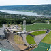 View from Lillehammer ski jump