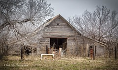 Neglected Old Barn (Kool Cats Photography over 11 Million Views) Tags: building barn neglected outdoor oklahoma old architecture artistic farm