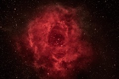 NGC2237-Rosette (Arnaud) (Club Astro PSA) Tags: maupetit ngc2237 rosette nebula nebuleuse astrophoto astronomie astronomy astro