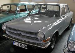 1700 (Schwanzus_Longus) Tags: automuseum melle german germany old classic vintage car vehicle sedan saloon glas 1700