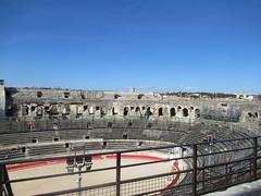 IMG_5808 (Damien Marcellin Tournay) Tags: amphitheatrumromanum amphithéâtre amphithéâtreromain nîmes gard france romains romans gladiators gladiateurs gaulenarbonnaise