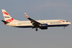 ZS-ZWU 10062018 (Tristar1011) Tags: faor ortambo johannesburg jnb comair britishairways boeing 737800 b738 zszwu