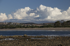 IMG_7592-viewPicnic  Beach Ulv-A (geoffgleave) Tags: beach ocean cloud ripple