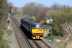 33-029-tnt-33-012-1Z86-West-Kirby-24-3-2019 (D1021) Tags: class33 33029 33012 d6515 1z87 1z86 therubyvampire therubyvampirethesecondbite bls branchlinesociety thebranchlinesociety westcoastrailway railtour merseyrail liverpool thewirral wirralline nikond700 d700 theloop westkirby