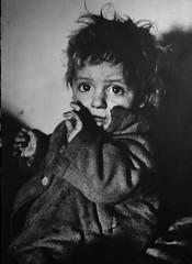 Vilnius / Museum of the Holocaust / Holokausto Muziejus / Jewish child killed by Lithuanian (Pantchoa) Tags: vilnius lituani europe génocide shoah enfant juif extermination bw nb bn portrait muséedelashoah maisonverte pamenkalnio street 12 pamenkalniostreet12 regard mirada noiretblanc