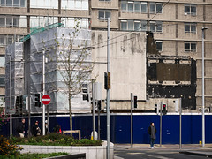 The Screen cinema demolition (turgidson) Tags: panasonic lumix dmc g7 panasoniclumixdmcg7 panasonicg7 micro four thirds microfourthirds m43 g lumixg mirrorless x vario 35100mm 35100 f28 hhs35100 telephoto zoom lens panasonic35100 panasoniclumixgxvario35100mmf28 silkypix developer studio pro 9 silkypixdeveloperstudiopro9 raw the screen thescreen cinema demolition film movie theatre theater dublin ireland p1290473