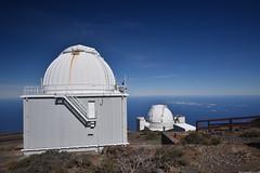 Telescope Dome (PLawston) Tags: spain canary islands la palma roque de los muchachos parque nacional caldera taburiente telescope astronomy observatory dome