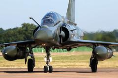 Dassault Mirage 2000D 649/3-XY (MichaelHind) Tags: aviation airshow 2018 royalinternationalairtattoo royalairforce raffairford riat friat armeedelair frenchairforce dassault french air forcearmée de lair couteau delta ec 02003 champagne nancyochey ab raf fairford couteaudelta
