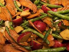 2019-01-10_16-58-17.iOS (jalexartis) Tags: home cooking food dining diner meat veggies iphonex roast roastedveggies vegatablemedley