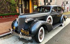 For a Buick 8 (Thomas Hawk) Tags: america buick buick8 california nobhill sanfrancisco usa unitedstates unitedstatesofamerica auto automobile car us fav10 fav25 fav50 fav100